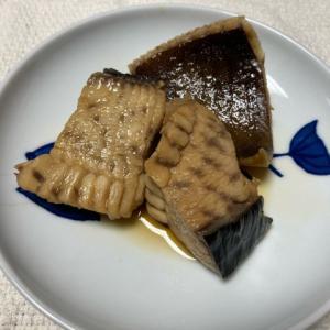 【能登】簡単&美味しい白ごはんの友・アカエイのいしる煮