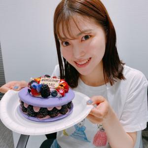 キャリさん❤️本人ツイート☆「皆さんお誕生日おめでとう」ありがとうございました