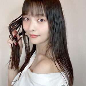 すみぺ❤️公式Instagram☆髪をちょっぴり短くしました✨ あら!涼しい!