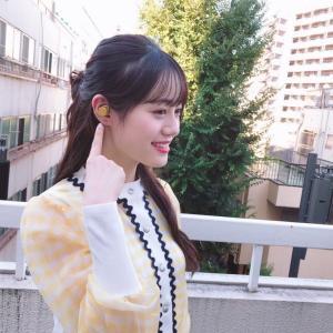 伊藤美来ちゃん❤️公式Instagram☆オーディオテクニカのモデルをさせて頂きました☺️