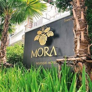 市街地のおすすめブティックホテル「Mora Boutique Hotel」【チェンライ旅②】