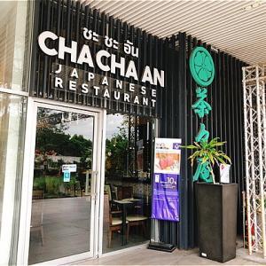 日本料理店「茶々庵(CHACHA-an)」バンナー店でお寿司と天ぷらランチ