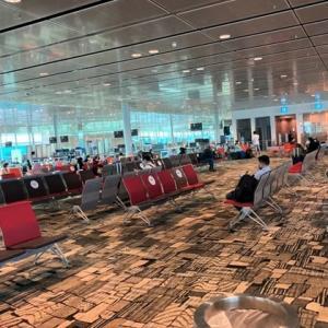 【コロナ禍でのシンガポール・チャンギ空港】トランジット/乗り換えの様子