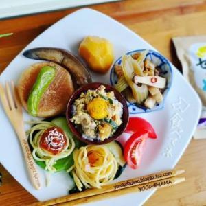 スヌーピー&チャーリーブラウンの朝ご飯♪&北海道グルメ^^