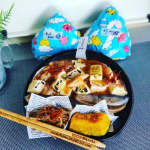 一工夫な麻婆丼弁当♪&スヌーピーとチャーリーブラウン☆&食族人酸辣湯麺☆レポ