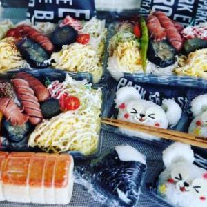 ダッフィーおにぎり付き♪麺あいもり弁当♪& #麺スタグラム ☆札幌美味ラーメン特集