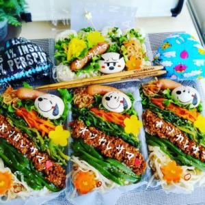 ビビンバ丼弁当&麺弁当☆