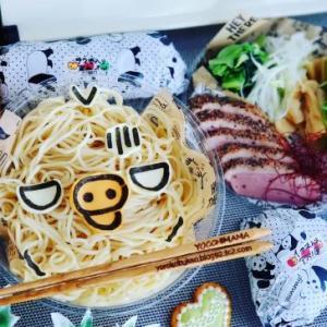 リラックマ☆キイロイトリ麺弁当♪&札幌グルメ☆