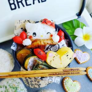 とんてき弁当☆キティちゃん弁当☆&北海道グルメ♪ワンコイン海鮮丼☆