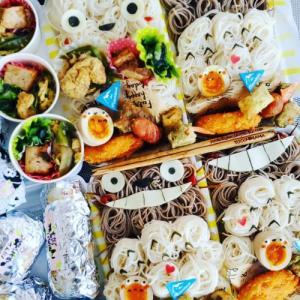 トトロ麺弁当☆トトロキャラ弁☆