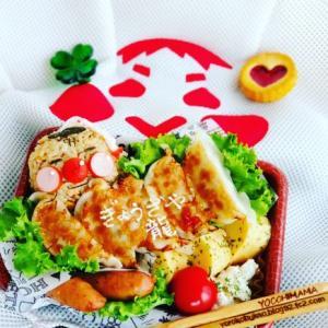 広島グルメ☆広島名物「餃子家龍」弁当♪