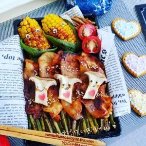 北海道産コーンが美味しいお弁当☆&名古屋グルメスイーツ番外編
