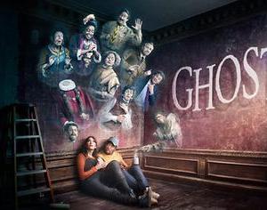 英国ドラマ『ゴースト ボタン・ハウスの幽霊たち』感想~幽霊だって笑いたい~