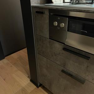 【キッチン】シンデレラフィットしたスパイス収納