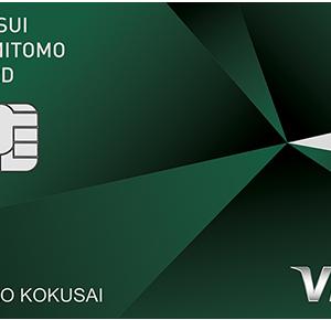 入会で12,600円分獲得!三井住友カードをハピタスで発行しよう!