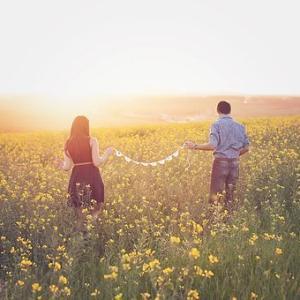幸せは自分の心が決めるというお話。