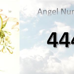 【444】のエンジェルナンバーの意味(総体運・恋愛・ツインレイ)