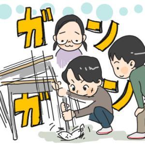 荒れる小3:理科の実験と、2年生の教室へ乱入