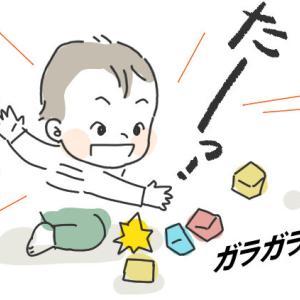 1歳児の積み木くずしの意味