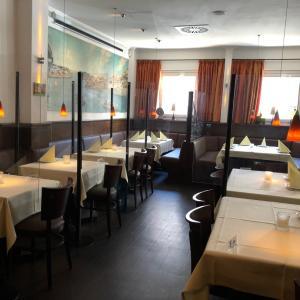 ハンブルグのお薦めレストラン