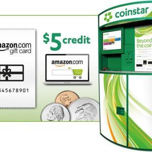 アメリカで貯まった小銭をお得に換金しよう(今なら30ドル以上で5ドルボーナス!)