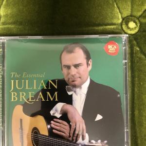 ジュリアン・ブリーム CD 購入!