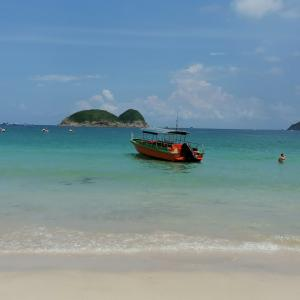 本当は教えたくない美しいビーチ。香港のモルディブ鹹田灣