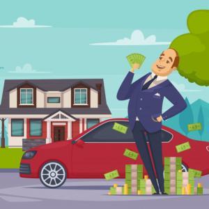 【お金の基礎編】富裕層は資産を買い、貧困層は負債を買う。
