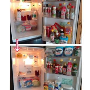 【脱・汚部屋】冷蔵庫の掃除ビフォーアフター