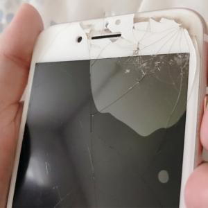 【ウソでしょ⁉︎】iPhoneの画面割れが自然治癒⁉︎
