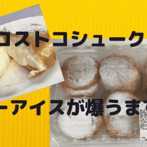 【コストコシュークリーム】人気の秘密は冷凍シューアイス!