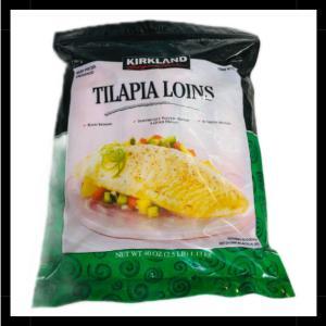 【コストコ失敗しない商品選び】ティラピアはふっくら柔らかい骨なしの白身魚