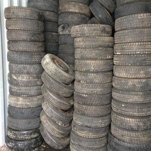 ロシア向け 中古タイヤ輸出が不調