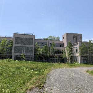 旧羽幌町立太陽小学校跡