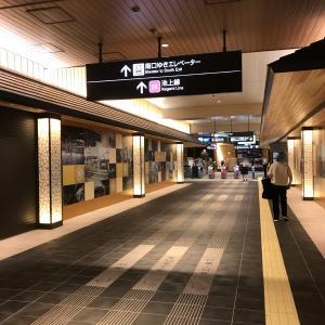 【池上駅工事】新駅舎がお目見え!遂に南口と北口が運用開始!駅ビルは?