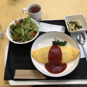 大森ベルポートの洋食屋『66KITCHEN/大森店』ふわとろオムライスの安定感がすごい!
