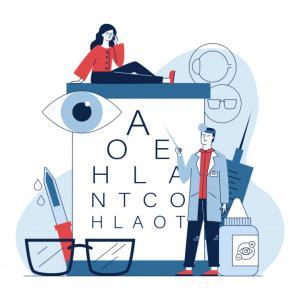 「視力測定で知っておくべき処方テンプレまとめ」初心者にもわかりやすい方法を解説