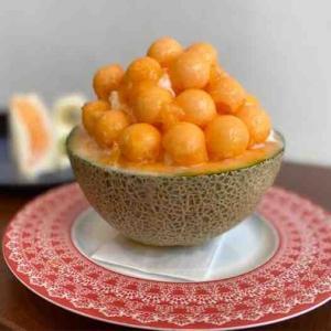 下北沢で美味しいフルーツかき氷&フルーツサンド 下北果実