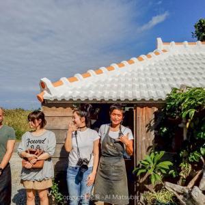 【沖縄国頭郡】本場フランスのパティシエ在籍!有機な国際カップルが営む「リンゴカフェ」で学んだ食べ物を選ぶことの大切さ
