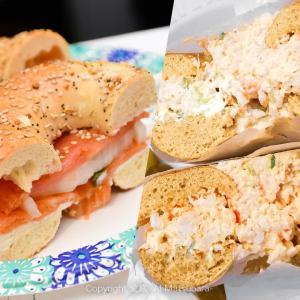 マンハッタンの隠れ名店【Sable's Smoked Fish】のロブスターサラダベーグルは極上の味!