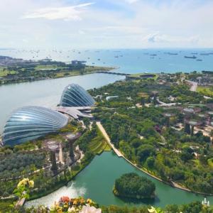 【2017年シンガポール旅行記④】1度は泊まってみたかったマリーナベイサンズに宿泊