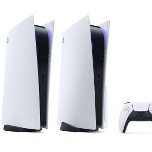 ソニー、PS5通常版とデジタルエディション2種類の違いはドライブの有無のみと発表。SSDの容量違いなどはないぞ
