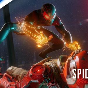 PS5『Marvel's Spider-Man: Miles Morales』デベロッパー映像公開。本編から1年後が舞台、ロードは瞬時、キャラクターや街もアップグレード!そして続編「2」の存在も示唆
