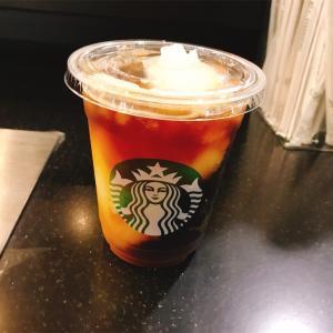 【スタバ】夏限定の商品を飲んでみた!