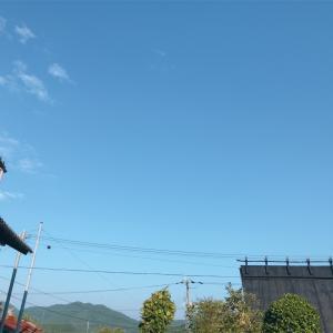 良い天気!今日は【ツーリング】日和