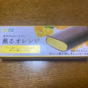ローソン 薫るオレンジ【208kcal】実食レビュー