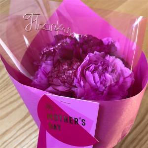 【母の日】娘からお花が届きました