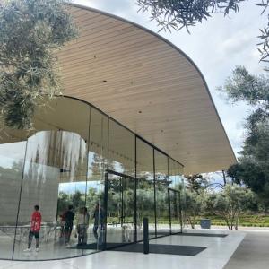 Apple Park Visitor Centorに行ってきました