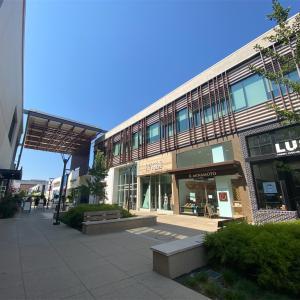 スタンフォードのショッピングセンター(源吉兆庵etc)