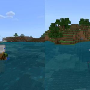【マイクラ】「釣り竿」の作り方、使い方、釣れるもの、マルチプレイでの活用方法